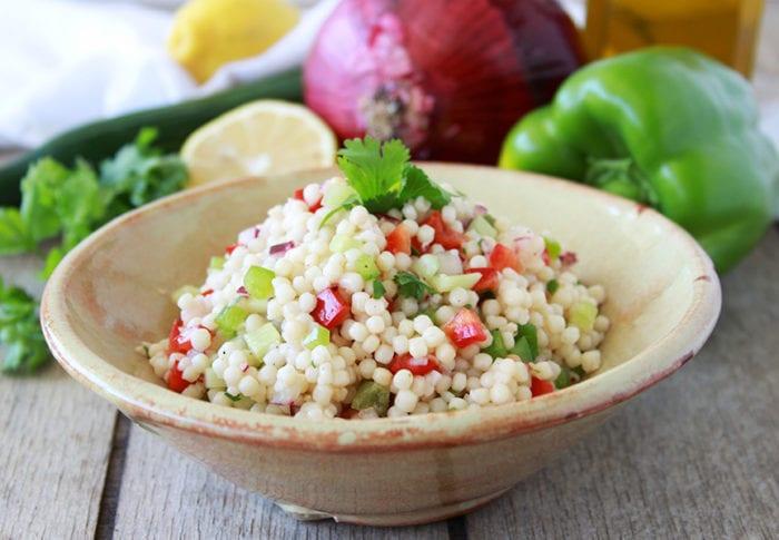 Mediterranean Coucous Salad 3 1 1