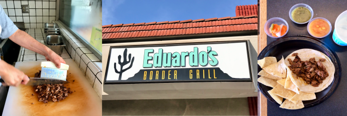 Eduardo's Boarder Grill in Los Angeles, California Best Hole in the Wall Restaurants; An Insiders Guide is part of our Travel Tips & Tricks series! by cookingwithruthie.com