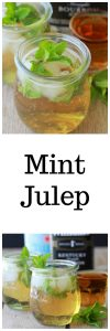 Mint Julep Recipe is an American classic cocktail that is sure to keep you refreshed this summer! www.cookingwithruthie.com