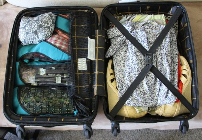 10 Travel Tips for Packing Carry-on Luggage to make your travels even more enjoyable! by cookingwithruthie.com