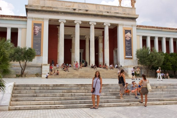 Archaeological Museum, Athens, Greece