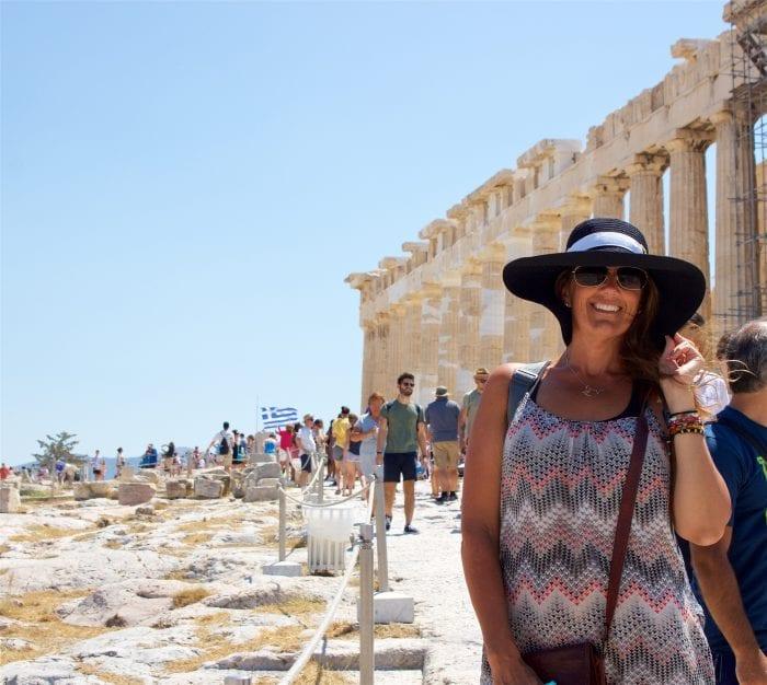 Parthenon, Acropolis in Athens 2