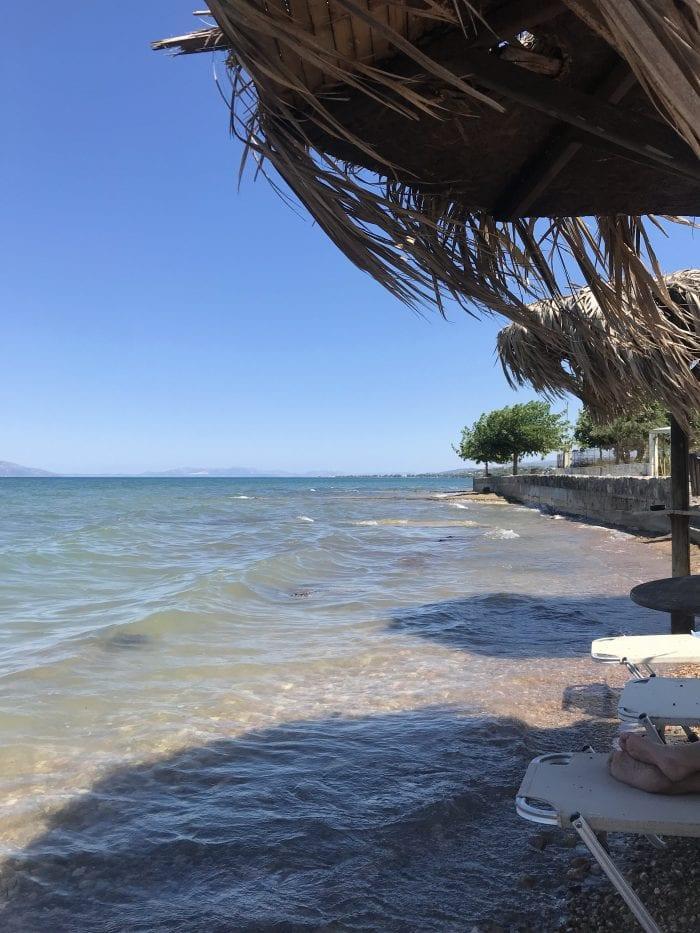 Mediterranean Sea, Delisi, Greece