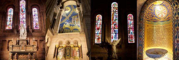 Sacre Coeur ,Paris, France