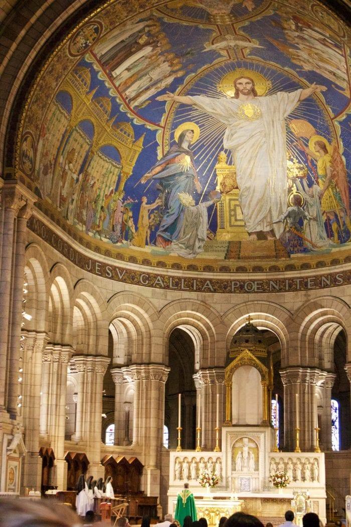 Sacre Coeur Paris France 7