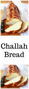 Our Challah Bread Recipe is a sweetly delightful loaf to make at home and all the more decadent when it's baked fresh in your own oven! by cookingwithruthie.com
