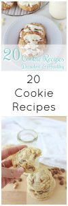 Celebrate summer with one of these 20 Cookie Recipes; Decadent & Healthy there's something for everyone! by cookingwithruthie.com