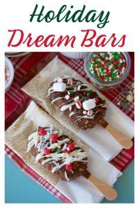 Holiday Dream Bars Pin 2