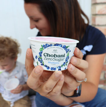 Chillax' with Chobani for a deliciously healthy snack to keep your family fueled this summer!by cookingwithruthie.com